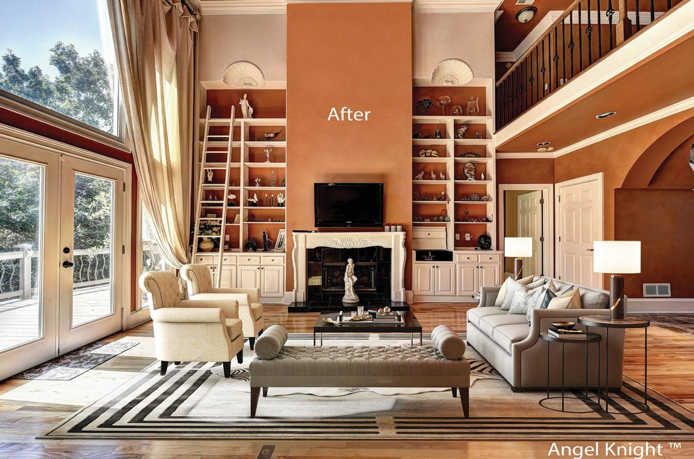 Staging to Capture Buyers Imagination